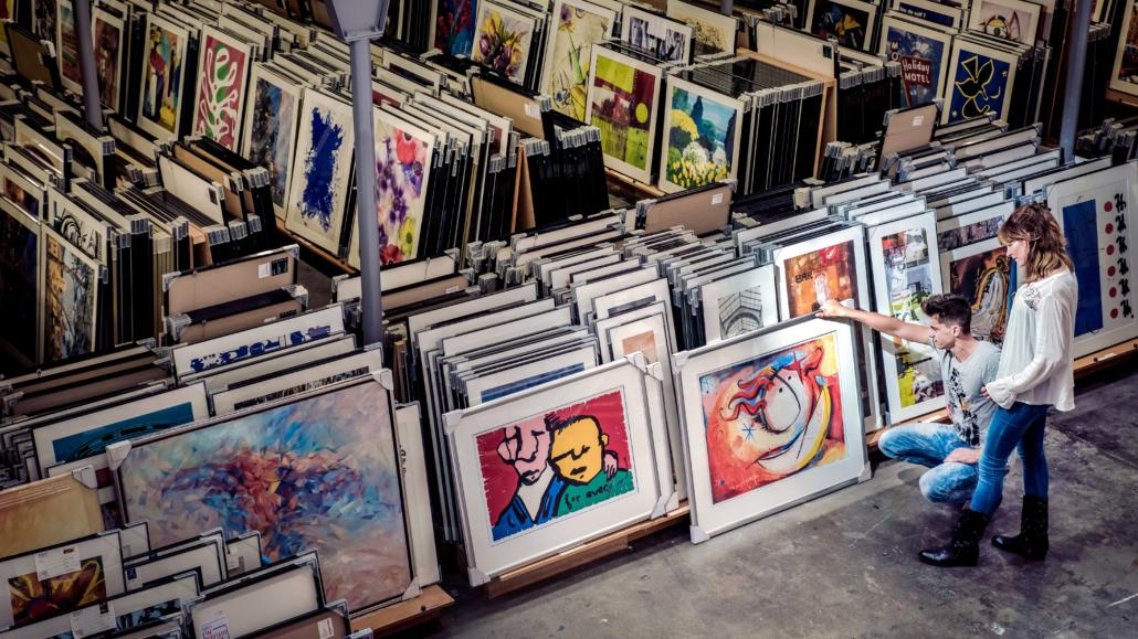 kunst kopen online